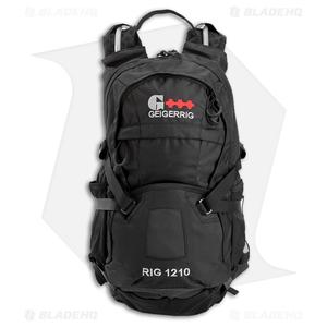 Geigerrig RIG 1210 Black Hydration Pack w/ 100 oz. Bladder
