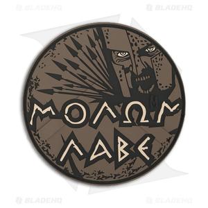 Maxpedition MOLON LABE Patch (Arid) MOLBA