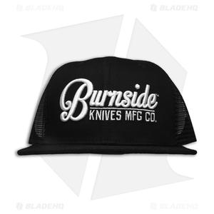 Burnside Knives Trucker Snapback Ball Cap (Adjustable)