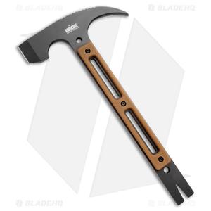 Hardcore Hardware MFE01 Rhino Axe Crowbar Utility Tool Coyote G10