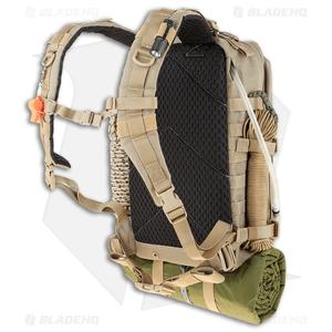 Maxpedition Falcon III Backpack CCW/Hydration Bag Khaki PT1430K