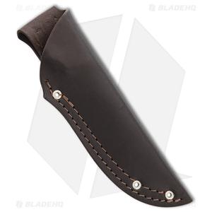 Bradford Knives Guardian4 Knife Black G-10 (False Edge/N690/Satin)