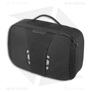 Maxpedition AGR Lightweight Toiletry Travel Bag Pack Black LTBBLK