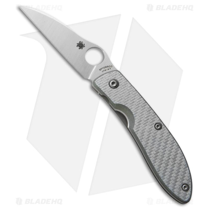 Spyderco-Gayle-Bradley-Air-Liner-Lock-Knife--2.56--Satin--C159GFP