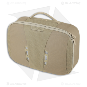 Maxpedition AGR Lightweight Toiletry Travel Bag Pack Tan LTBTAN