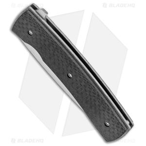 "Boker Plus Brad Zinker FR Titanium Liner Lock Knife Carbon Fiber (2.8"" Satin)"