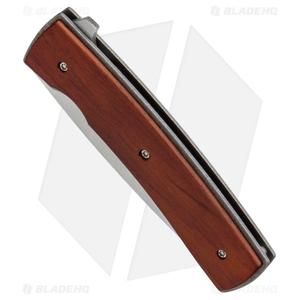 "Boker Plus Brad Zinker FR Frame Lock Knife Cocobolo (2.8"" Satin) 01BO744"
