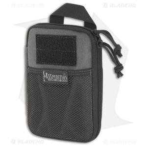 Maxpedition E.D.C. Pocket Organizer Wolf Gray Utility Pouch Bag 0246W