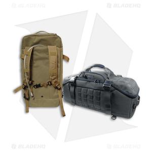 Maxpedition Doppelduffel Adventure Duffel Bag Black 0608B