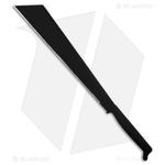 Cold-Steel-All-Terrain-Chopper-Machete-Fixed-Blade-Knife--21.5--Black--97TMSTS