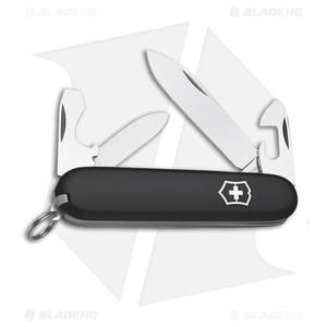Victorinox Swiss Army Knife Recruit Black 53243