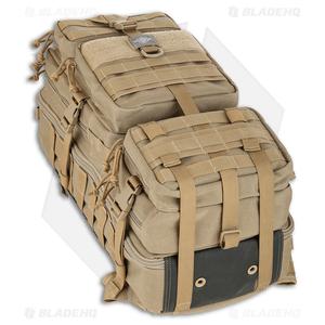Maxpedition Gyrfalcon Backpack w/ Waistpack Bag Black PT1054K