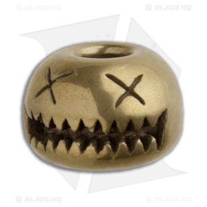 Audacious Concept Smiley 2.0 Bead - Brass