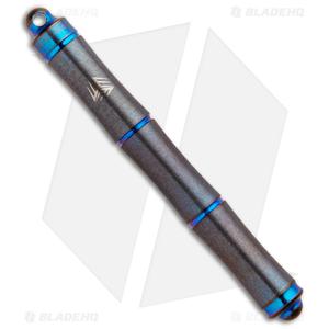WE Knife Co. Syrinx Titanium Tactical Pen (Blue) TP-04A