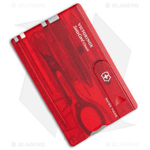 Victorinox Swiss Army Swisscard Classic Ruby 53927