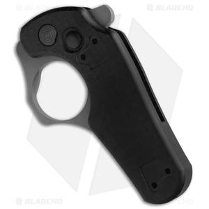 "Max Venom Dimachaerus Jr. Impact Folding Knife Black (3"" Bead Blast)"
