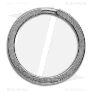 TiSurvival 25mm Titanium Split Ring - Plain