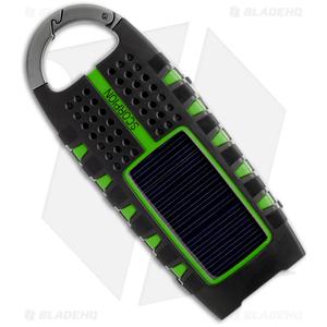 Eton Scorpion Solar & Crank Powered Digital Weather Radio (Green)