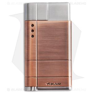 Xikar Cirro High Altitude Single Flame Lighter (Bronze) 522BZ