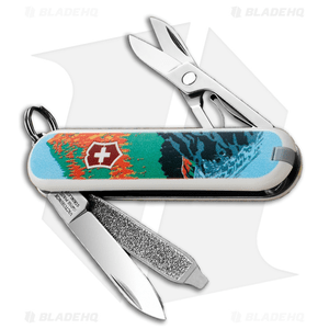Victorinox Classic SD Swiss Army Knife Great Smoky Mountains Natl Park