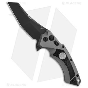 "Hogue Sig Sauer X5 Wharncliffe Flipper Knife Black (3.5"" Black) 36562"