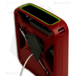 Eton FRX3 Hand Turbine AM/FM/Weather Radio w/ USB Charger & LED Light (Black)