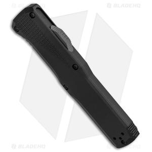 "Benchmade 4600DLC Phaeton D/A OTF Automatic Knife Black (3.45"" Black DLC)"