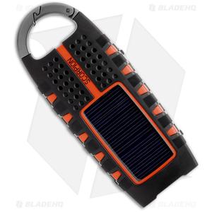 Eton Scorpion Solar & Crank Powered Digital Weather Radio (Orange)