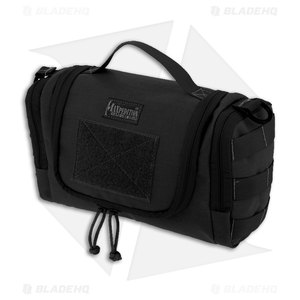 Maxpedition Aftermath Compact Toiletries Bag Black Travel Case 1817B