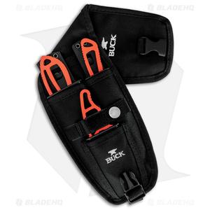 Buck PakLite Field Master Kit Fixed Blade/Guthook Orange 0141ORSVP3