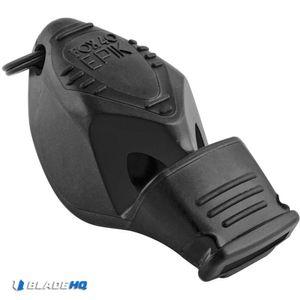 Fox 40 Epik CMG Safety Black Pealess Whistle (115dB) FO8802