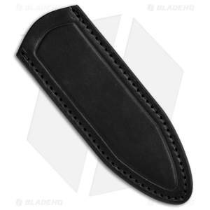 Delta Sheath Delta Shield Fixed Blade Sheath - Black
