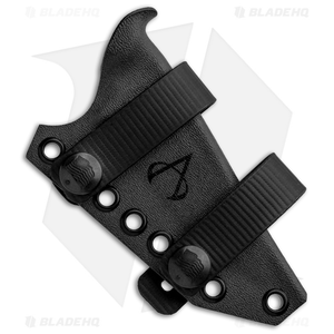 Armatus Carry Bradford Guardian3.5 Checkered Architect Sheath Flat - Black Kydex