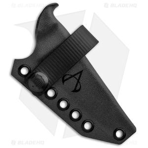 Armatus Carry Bradford Guardian3 Sheepsfoot 3D Architect Sheath - Black Kydex