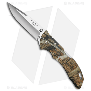 "Buck Bantam BHW Lockback Knife Mossy Oak Camo  (3.625"" Satin) 0286CMS22"