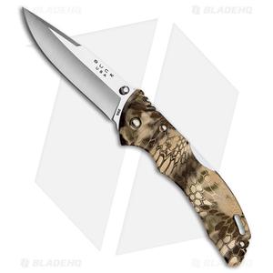 "Buck Bantam BHW Lockback Knife Kryptek Highlander Camo (3.625"" Satin) 0286CMS26"