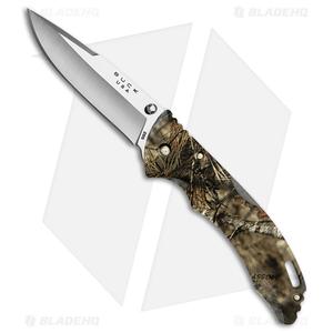 "Buck Bantam BHW Lockback Knife Mossy Oak Country Camo (3.625"" Satin) 0286CMS24"