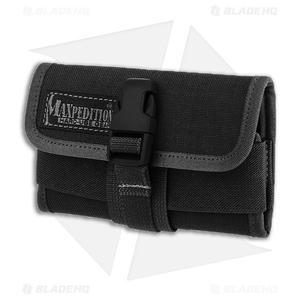 Maxpedition Horizontal Belt Loop Smart Phone Holster Black PT1021B