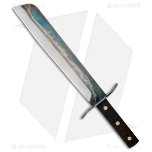 "Svord Von Tempsky Golok Fixed Blade Knife Wenge (13.25"" Patina)"