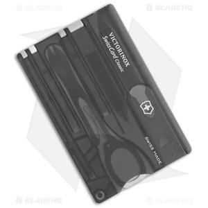 Victorinox Swisscard Knife Onyx 53937