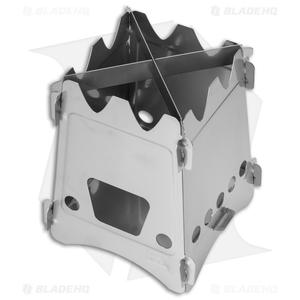 Emberlit Stainless Steel Stove Gen 2