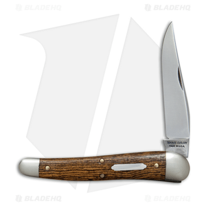 """GEC #38 Tidioute Cutlery 38 Special Knife 3.8"""" Exotic Mexican Bocote 381117"""