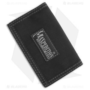 Maxpedition Micro Wallet Black Super Thin ID Holder 0218B