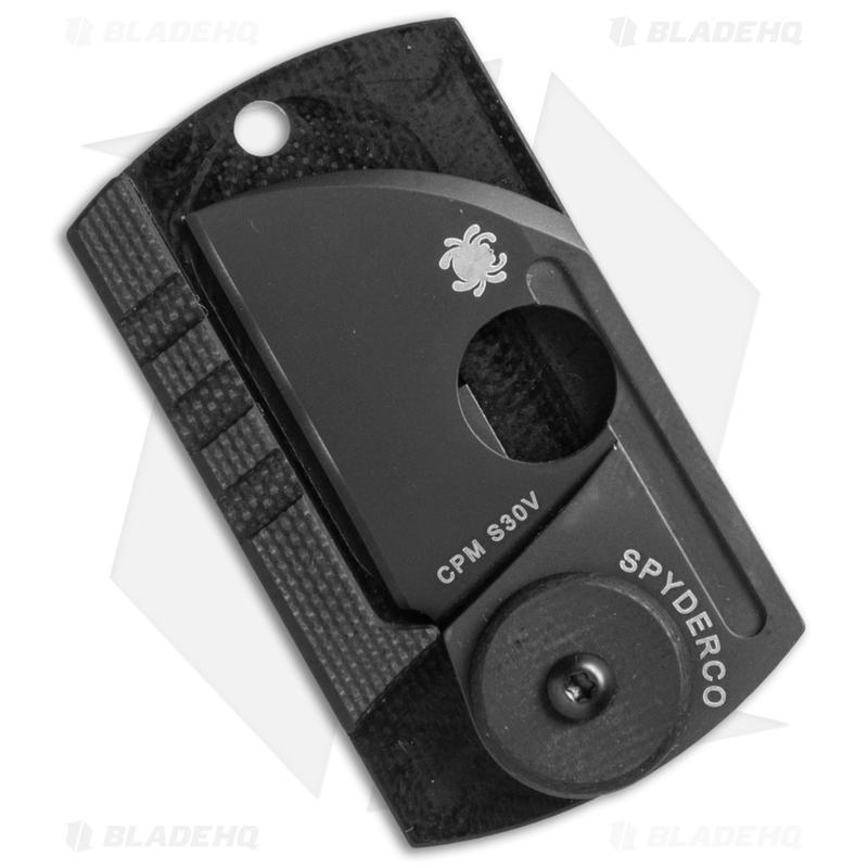 Spyderco-Panchenko-Dog-Tag-Folder-Slip-Joint-Knife-Carbon-Fiber-G-10-C188CFBBKP