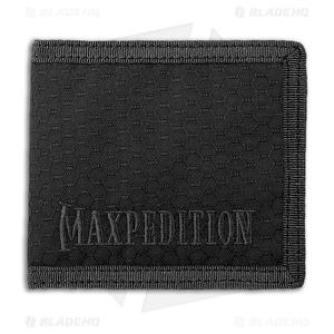 Maxpedition BFW Bi Fold Wallet (Black) BFWBLK