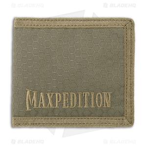 Maxpedition BFW Bi Fold Wallet (Tan) BFWTAN