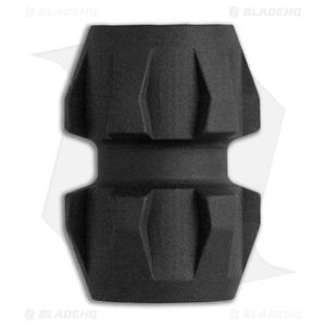 Ti2 Design Rogue Titanium Lanyard Bead - Darkside