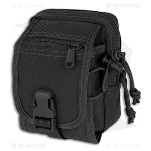 Maxpedition M-1 Waistpack Black Modular Utility Bag 0307B