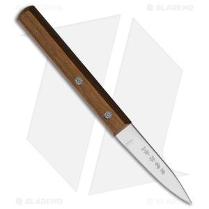 "Kanetsune Paring Kitchen Knife Kebony Maple (2.65"" Satin) KC341"