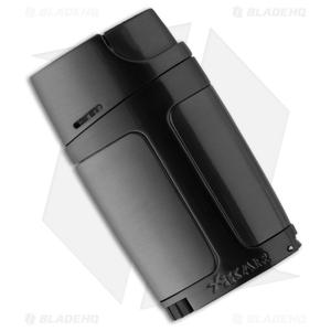 Xikar ELX G2 Dual Flame Lighter (Gunmetal) 550G2